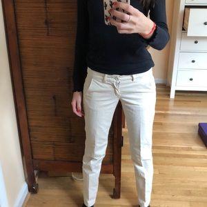 JCREW waverly chino cityfit Pants Size 00